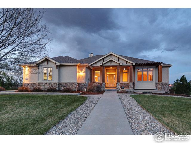 848 Terra View Cir, Fort Collins, CO 80525 (MLS #816989) :: 8z Real Estate