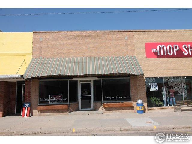 149 Main Ave, Akron, CO 80720 (MLS #817135) :: 8z Real Estate