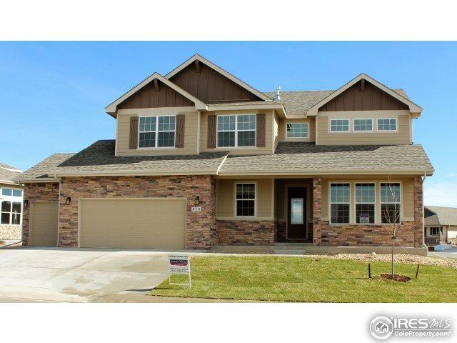 812 Corn Stalk Dr, Windsor, CO 80550 (MLS #817158) :: 8z Real Estate