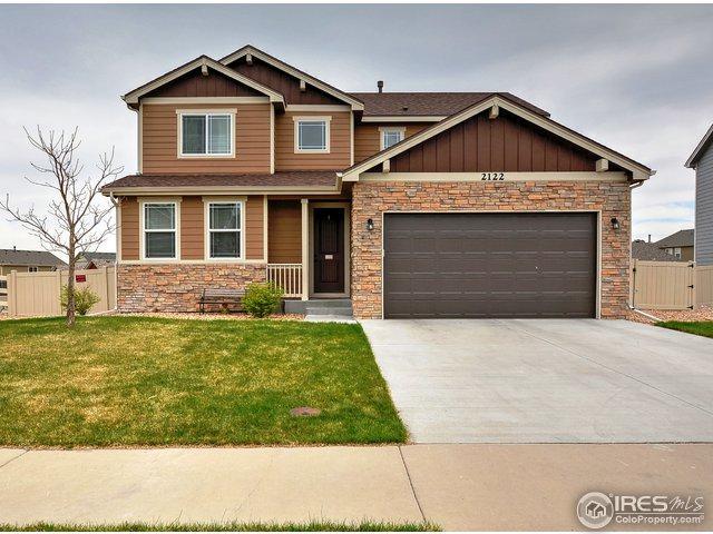 2122 81st Ave, Greeley, CO 80634 (MLS #817297) :: 8z Real Estate