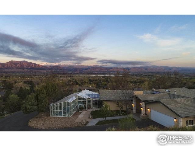 420 Ponderosa Dr, Boulder, CO 80303 (MLS #817315) :: 8z Real Estate