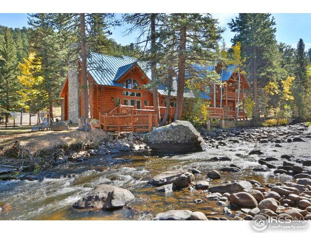 2222 Highway 66, Estes Park, CO 80517 (MLS #817393) :: Tracy's Team