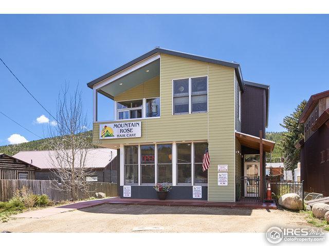 114 E 2nd St, Nederland, CO 80466 (MLS #817486) :: 8z Real Estate