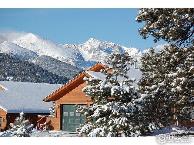 675 Cedar Ridge Cir #6, Estes Park, CO 80517 (MLS #817807) :: 8z Real Estate