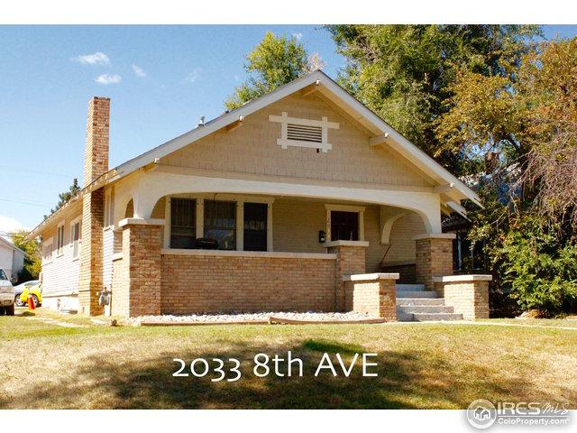 2033 8th Ave, Greeley, CO 80631 (MLS #817876) :: 8z Real Estate