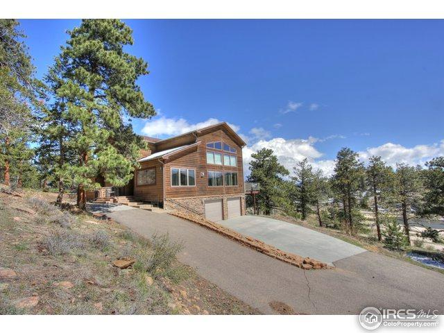 2901 Kiowa Trl, Estes Park, CO 80517 (MLS #817919) :: 8z Real Estate
