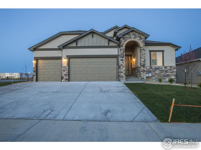 4381 Cicely Ct, Johnstown, CO 80534 (MLS #818167) :: 8z Real Estate