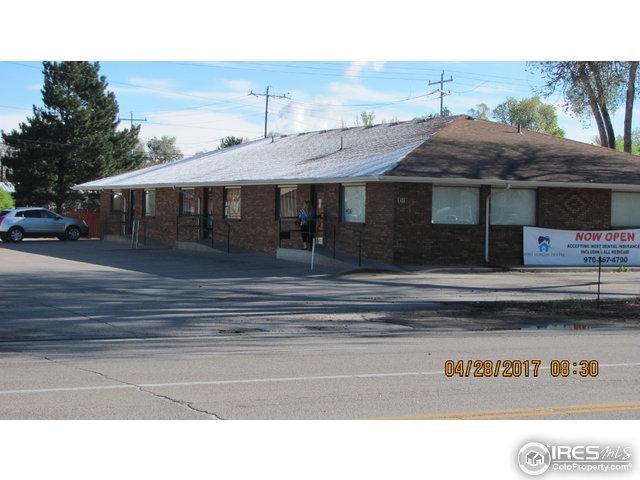 617 W Platte Ave, Fort Morgan, CO 80701 (MLS #818475) :: 8z Real Estate