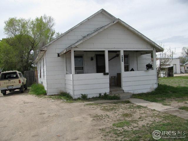 907 N Sidney Ave, Sterling, CO 80751 (MLS #818595) :: 8z Real Estate
