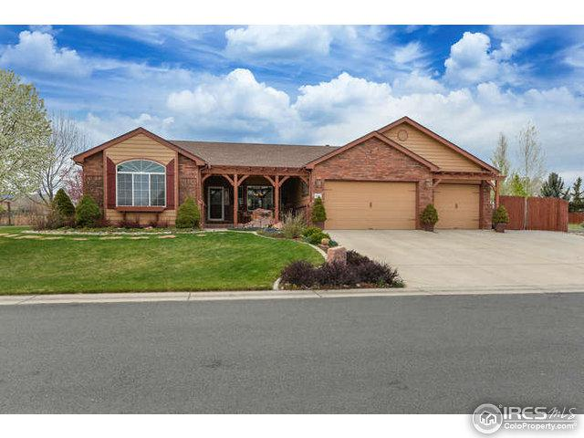 1507 Hitch Wagon Dr, Loveland, CO 80537 (MLS #818604) :: 8z Real Estate