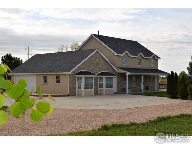 6440 Lesser Dr, Greeley, CO 80634 (MLS #818617) :: 8z Real Estate