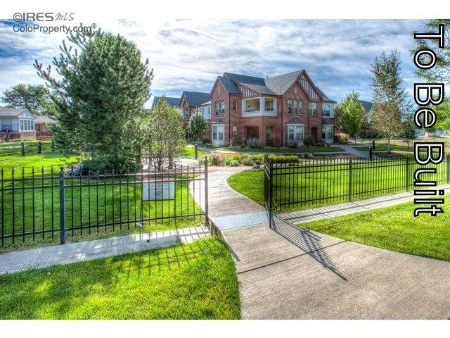 1379 Charles Dr #4, Longmont, CO 80503 (MLS #818744) :: 8z Real Estate