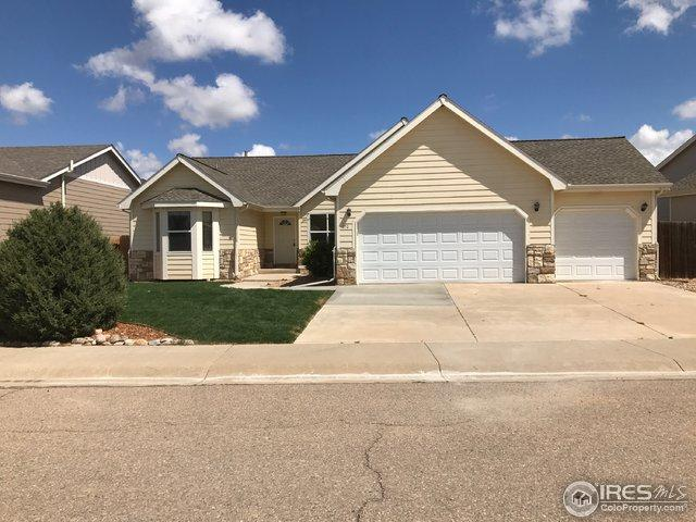 970 Wagon Train Dr, Milliken, CO 80543 (MLS #818774) :: 8z Real Estate