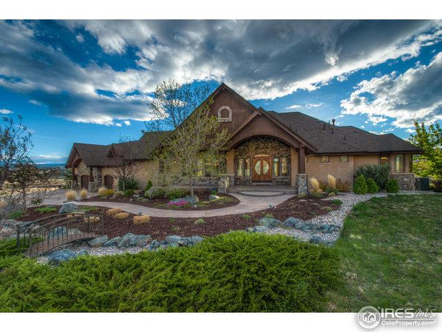2868 Hidden Valley Dr, Loveland, CO 80538 (MLS #818803) :: 8z Real Estate