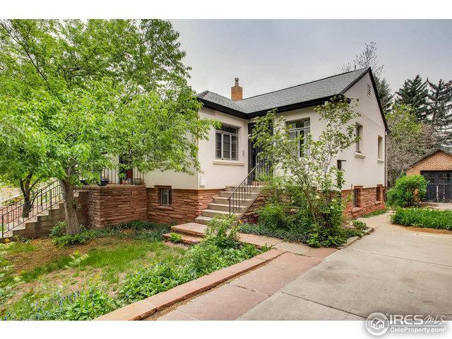 722 7th St, Boulder, CO 80302 (MLS #819273) :: 8z Real Estate