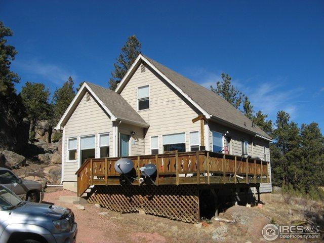440 Travois Trl, Red Feather Lakes, CO 80545 (MLS #819348) :: 8z Real Estate