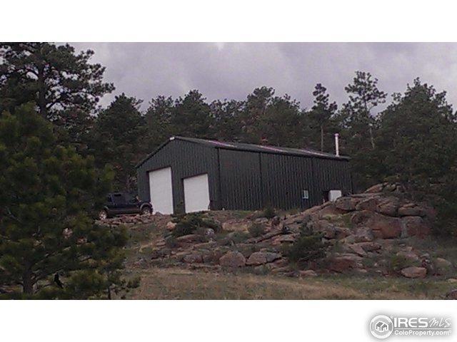 3075 Cherokee Meadows Rd, Livermore, CO 80536 (MLS #819378) :: 8z Real Estate