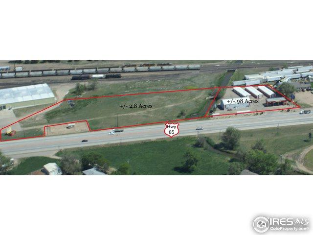 0 S 2nd St, La Salle, CO 80645 (MLS #819491) :: 8z Real Estate