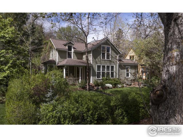 735 Pine St, Boulder, CO 80302 (MLS #819498) :: 8z Real Estate