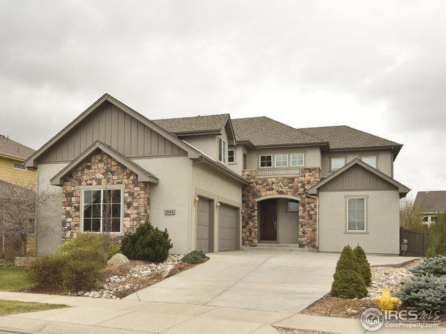 3533 Wild View Dr, Fort Collins, CO 80528 (MLS #819654) :: 8z Real Estate