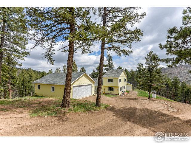 256 George Stadler Rd, Bellvue, CO 80512 (MLS #819898) :: 8z Real Estate