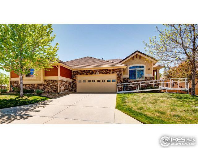 1993 Cedarwood Pl, Erie, CO 80516 (MLS #820117) :: 8z Real Estate