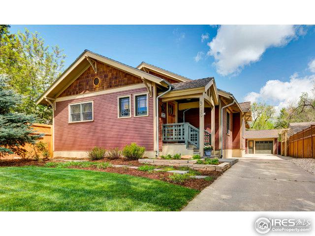 918 W Mulberry St, Fort Collins, CO 80521 (MLS #820129) :: 8z Real Estate
