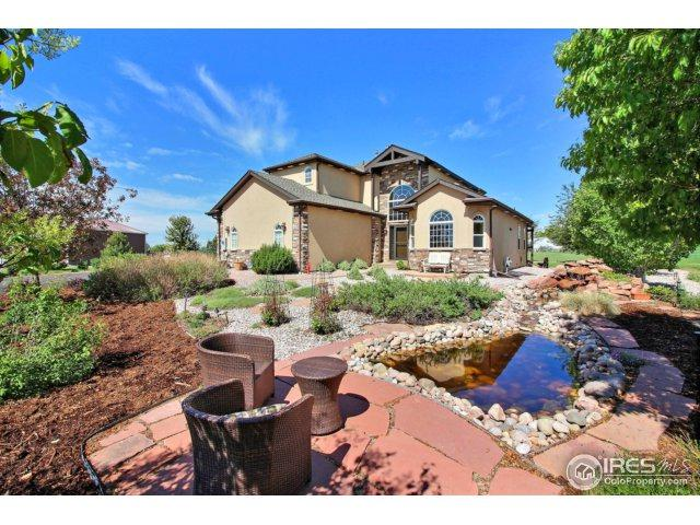 50 Coyote Trl, Greeley, CO 80634 (MLS #820525) :: 8z Real Estate