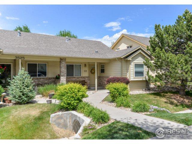 3525 Auntie Stone St #12, Fort Collins, CO 80526 (MLS #820636) :: 8z Real Estate