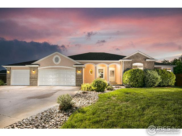 2395 42nd Ave Ct, Greeley, CO 80634 (MLS #820745) :: 8z Real Estate