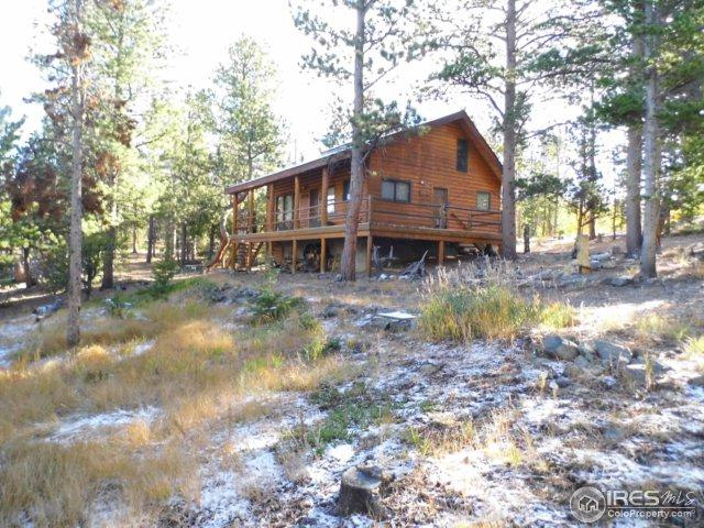 1193 Monument Gulch Way, Bellvue, CO 80512 (MLS #820971) :: 8z Real Estate