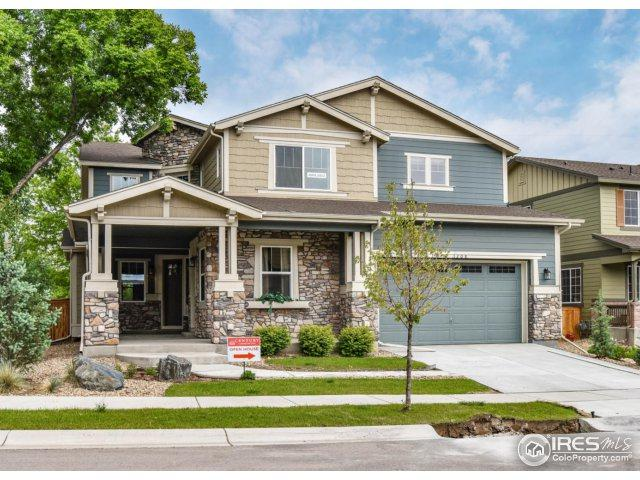 1208 Peony Way, Fort Collins, CO 80525 (MLS #820988) :: 8z Real Estate