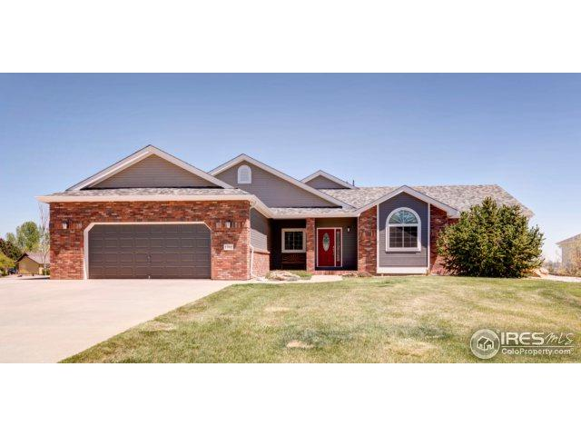 1702 Hitch Wagon Dr, Loveland, CO 80537 (MLS #820994) :: 8z Real Estate
