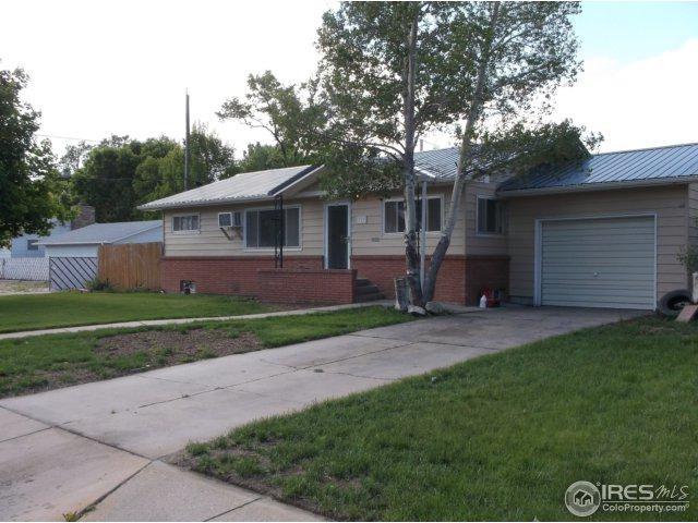 212 Everett St, Brush, CO 80723 (MLS #821136) :: 8z Real Estate