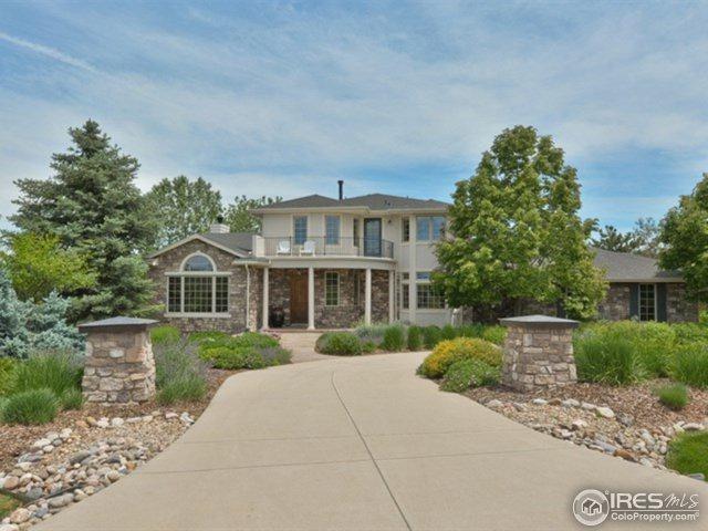 8900 Prairie Knoll Dr, Longmont, CO 80503 (MLS #821166) :: 8z Real Estate