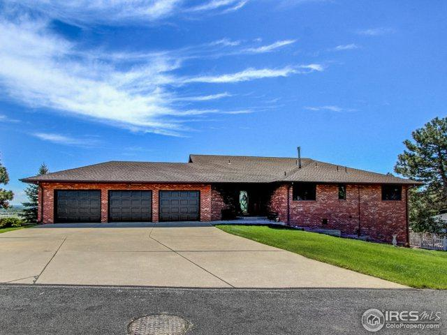 2100 Ponderosa Dr, Loveland, CO 80538 (MLS #821194) :: 8z Real Estate