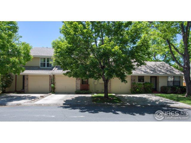971 Gilgalad Way, Fort Collins, CO 80526 (MLS #821253) :: 8z Real Estate