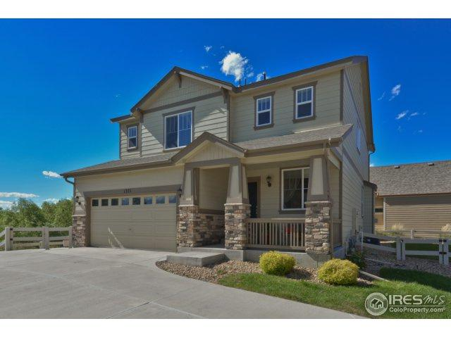1371 Armstrong Dr, Longmont, CO 80504 (MLS #821311) :: 8z Real Estate