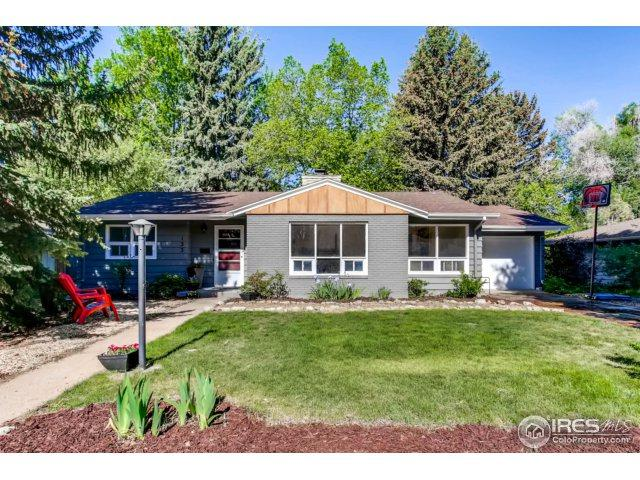 133 Yale Ave, Fort Collins, CO 80525 (MLS #821330) :: 8z Real Estate