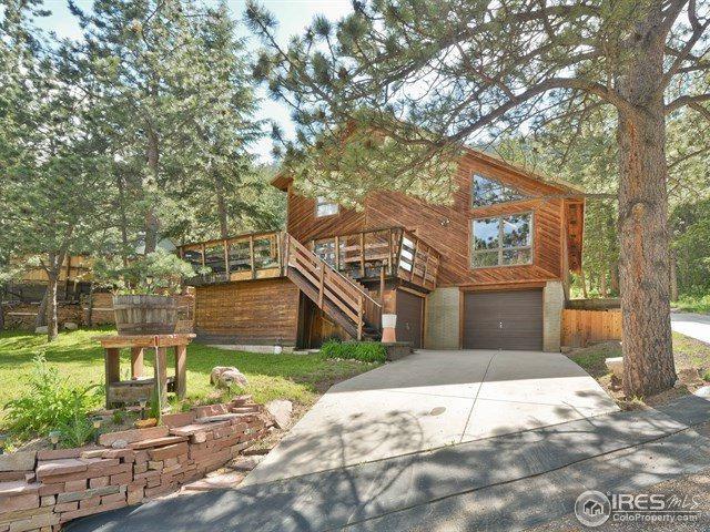391 Cedar Dr, Lyons, CO 80540 (MLS #821387) :: 8z Real Estate