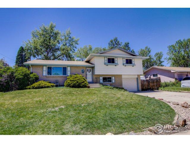 2039 S Zephyr Ct, Lakewood, CO 80227 (MLS #821548) :: 8z Real Estate