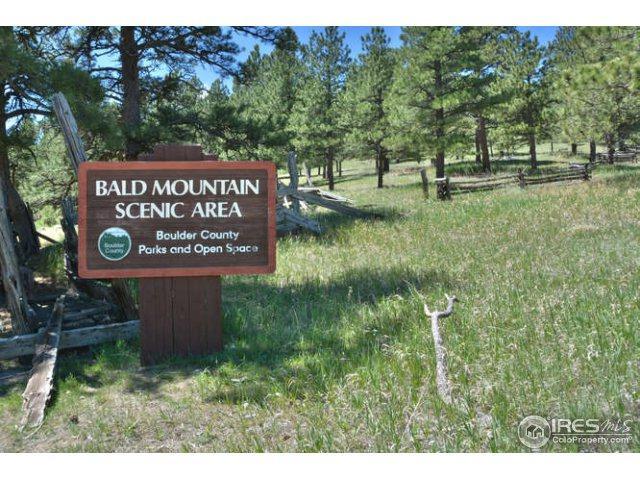 0 Sunshine Canyon Dr, Boulder, CO 80302 (#821580) :: James Crocker Team