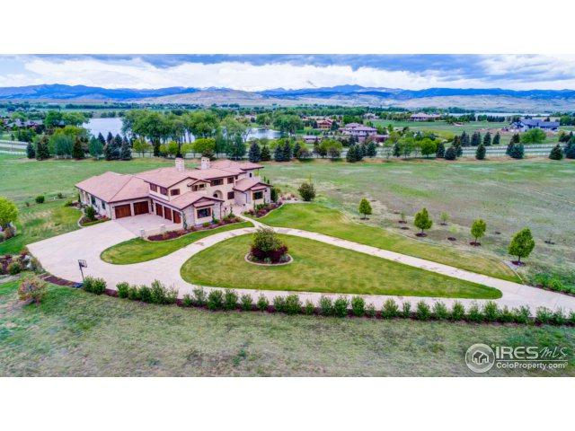 9700 Meadow Ridge Ln, Longmont, CO 80504 (MLS #821602) :: 8z Real Estate