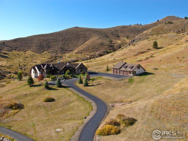 3054 Suri Trl, Bellvue, CO 80512 (MLS #821611) :: 8z Real Estate