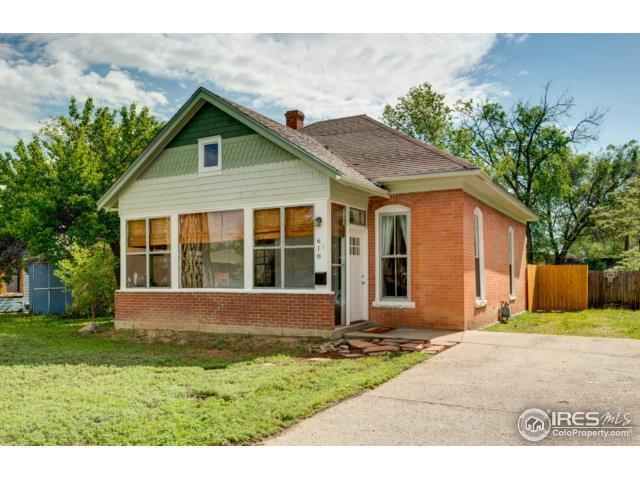 618 Endicott St, Fort Collins, CO 80524 (MLS #821617) :: 8z Real Estate