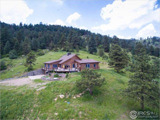 0 Mountain Spirit Way, Indian Hills, CO 80454 (MLS #821623) :: 8z Real Estate