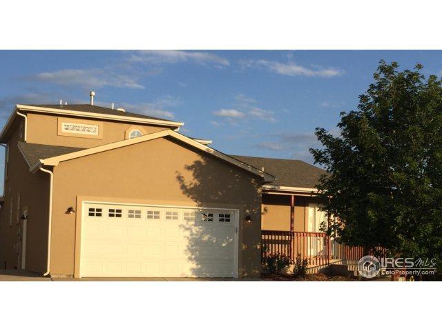 3128 39th Ave, Evans, CO 80620 (MLS #821633) :: 8z Real Estate