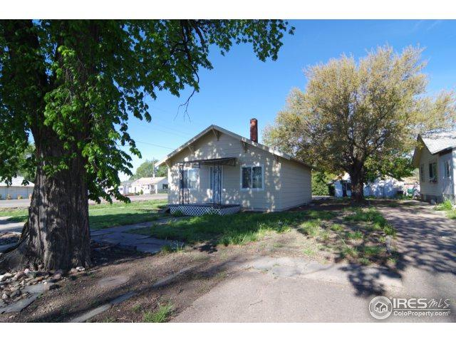 303 6th St, Ovid, CO 80744 (MLS #821708) :: 8z Real Estate