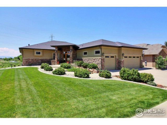605 Riverside Ct, Greeley, CO 80634 (MLS #821710) :: 8z Real Estate