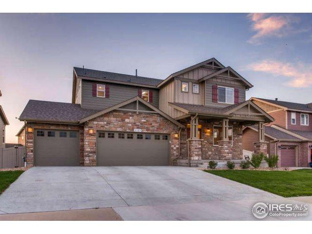 8125 22nd St, Greeley, CO 80634 (MLS #821730) :: 8z Real Estate